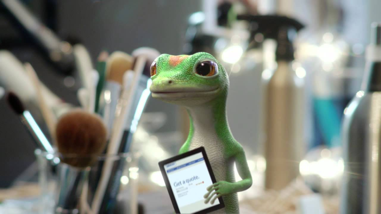 Geico New Quote How An Animated British Lizard Changed Advertising History
