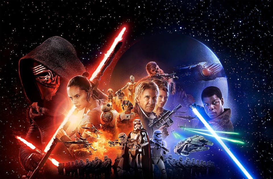Star Wars: In a Galaxy Not So Far Away…