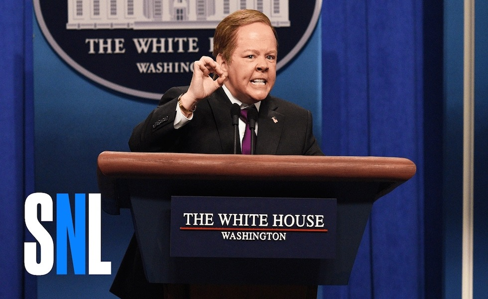 SNL Spells Stars: Melissa McCarthy Returns as Sean Spicer