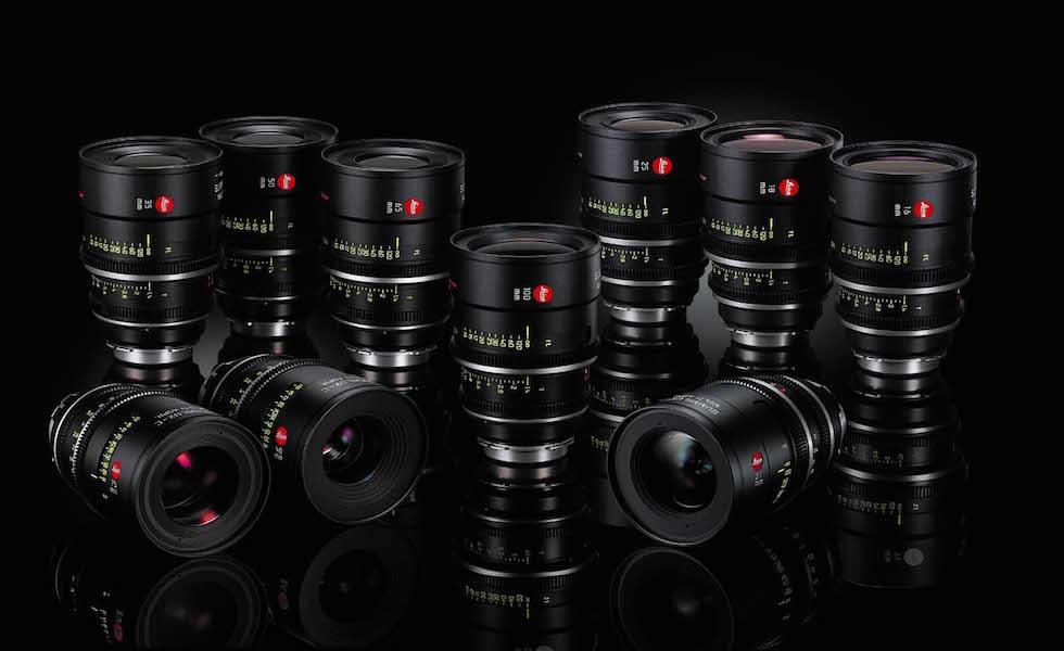 Setting Up Lenses for Interviews
