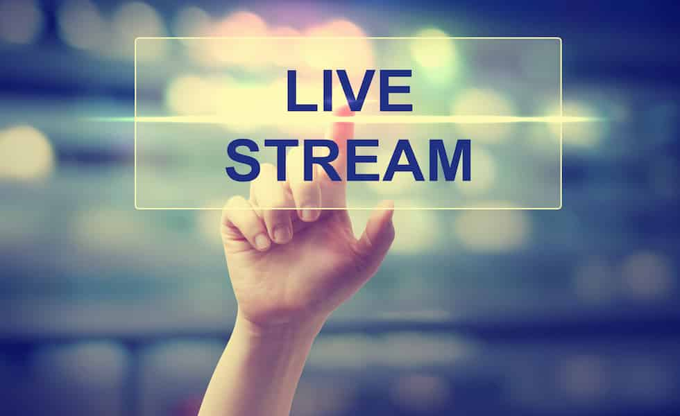 Further Advantages of Live Streaming