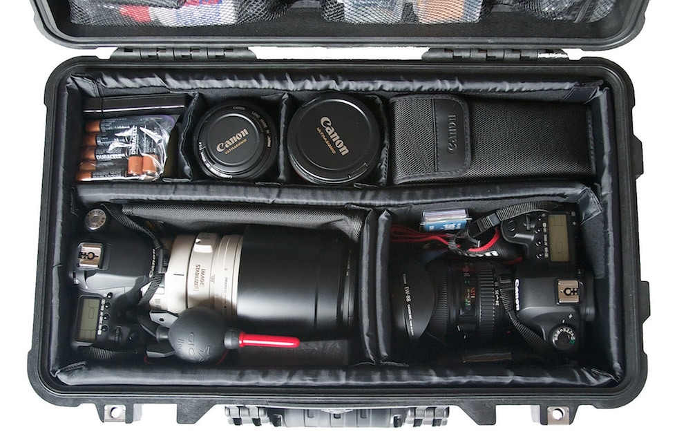 Traveling With Film Equipment