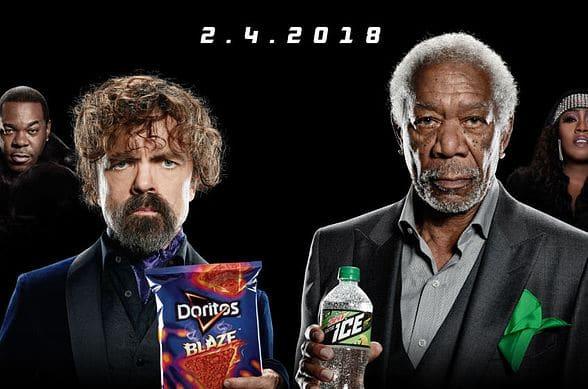 Super Bowl Ads 2018
